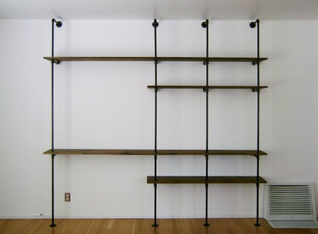 diy shelf unit plans